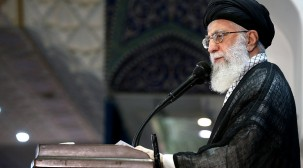 Iran's Supreme Leader hints to Trump: Mind your own business