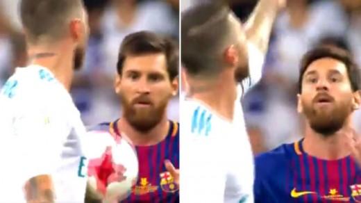 توهین مسی به مادر کاپیتان رئال، محرومیت دارد؟/بارسا درآستانه بحران
