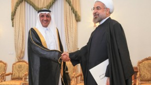 Saudi-UAE moves hint at willingness to engage with Iran