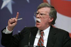 ادعای جدید بولتون علیه ایران,