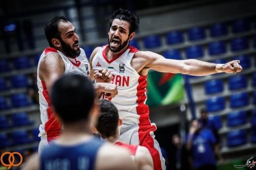 ایران87-کرهجنوبی81؛بسکتبال ایران تا فینال آسیا قدکشید