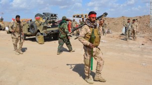 Iraqi forces begin operation to retake Tal Afar from IS