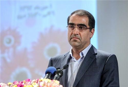آرای موافق سیزدهمین وزیر بهداشت ایران کاهش یافت، ولی ابقا شد