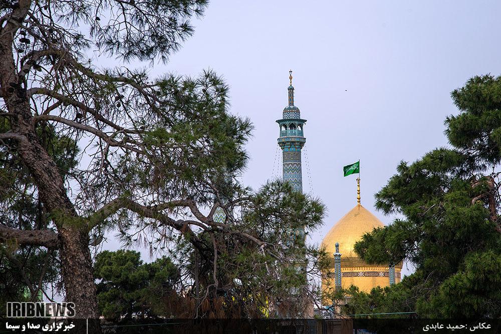 نتیجه تصویری برای حرم حضرت معصومه + تابناک