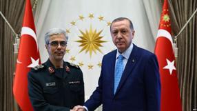 احتمال عملیات مشترک ایران و ترکیه در عراق