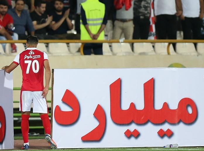 جوابیه فدراسیون فوتبال به گزارش اختصاصی تابناک درباره تبلیغات دورزمین