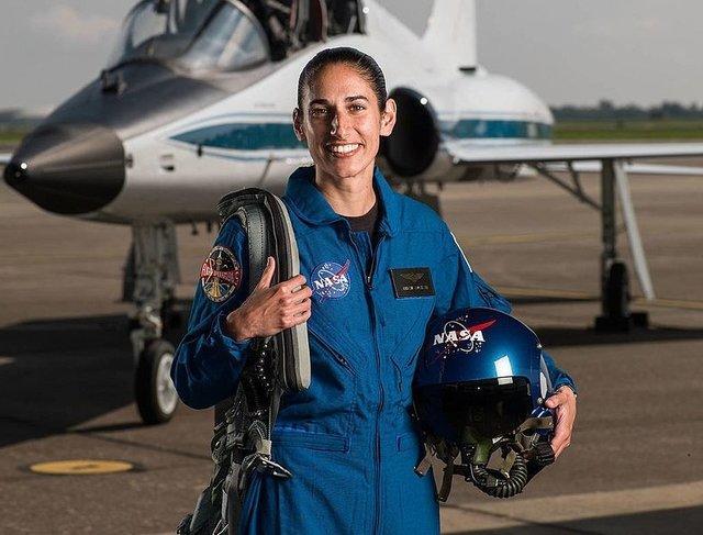 گفتگو با «یاسمین مقبلی» فضانورد ایرانی«ناسا»