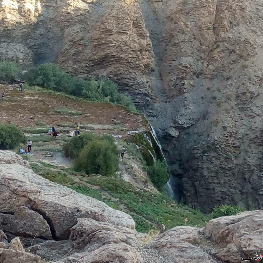 آبشار پونه زار/فریدون شهر اصفهان