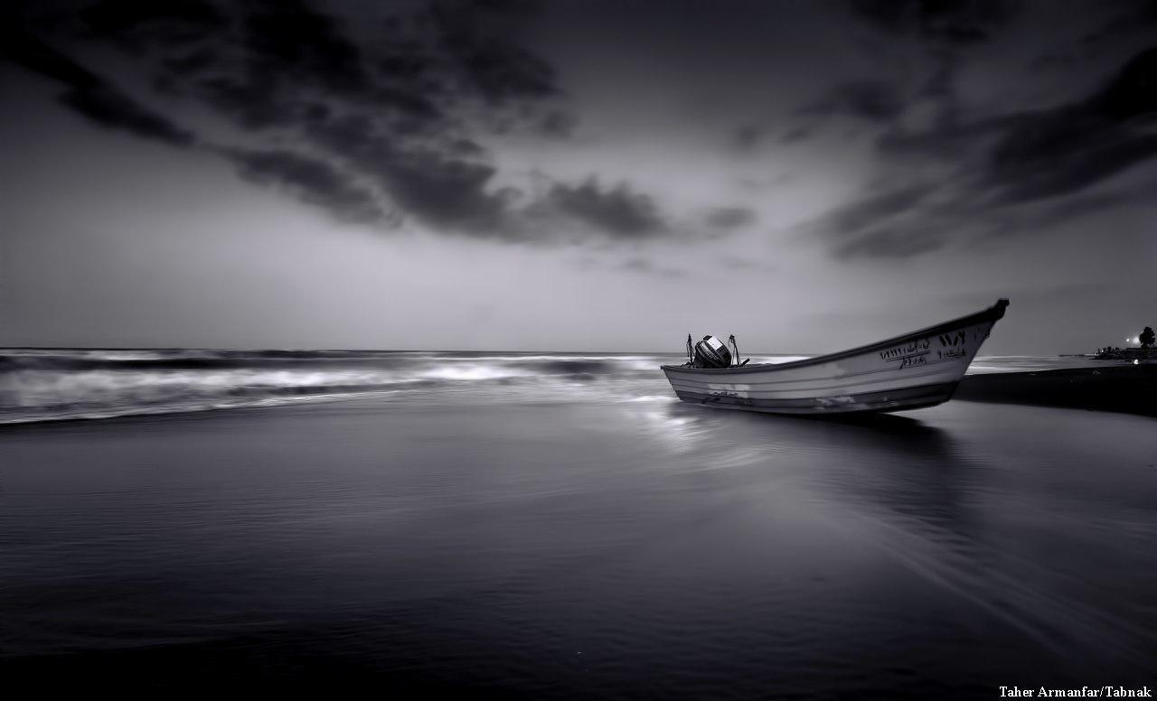 سواحل زیبای رامسر