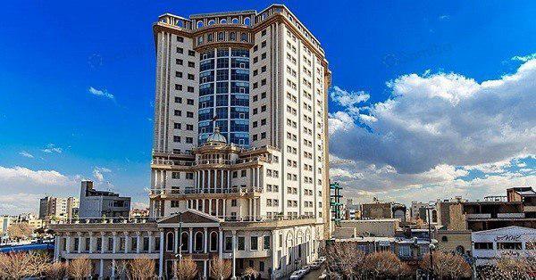 بهترین هتل های شهر مشهد