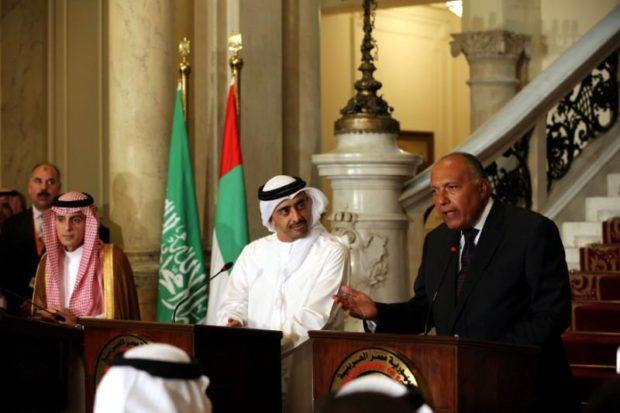 عادل الجبیر و «اعلان جنگ قطر» / آنچه در نشست دیروز چهار کشور عربی گذشت