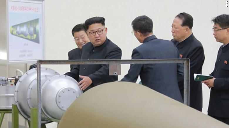ورود به «جهان جدید» با آزمایش های هسته ای کره شمالی