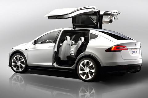 آزمایش راننده خودکار تسلا مدل ایکس