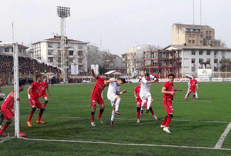 ملوان با پیروزی در الگیلانو سپیدرود را حذف کرد