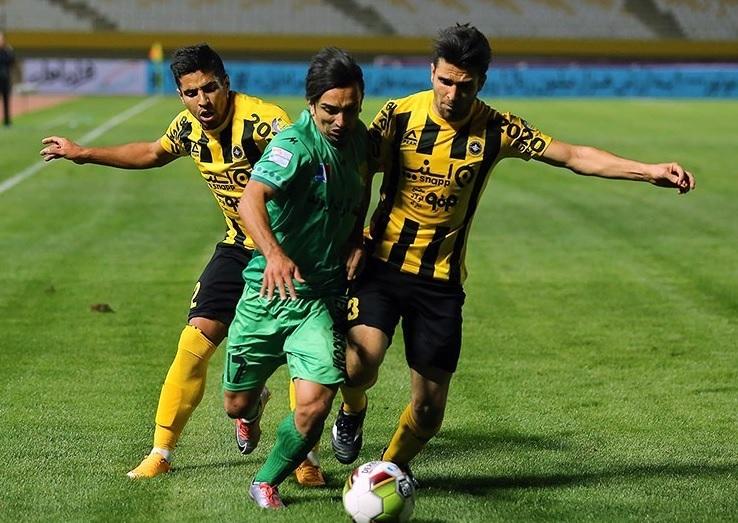 نصف لیگ برتر ایران با یک بازی از جام حذفی اخراج شد!