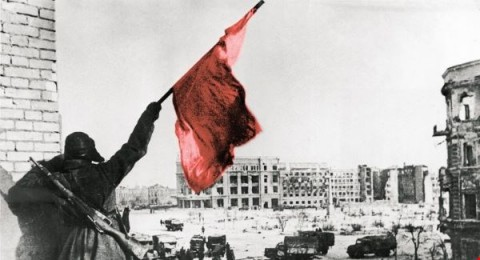 جبهه شوروی پس از پیروزی استالینگراد