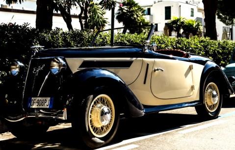 کلکسیون خودروهای کلاسیک در ایتالیا