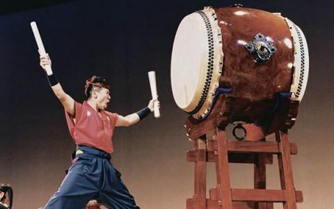 اجرای قهرمان تایکو ژاپن