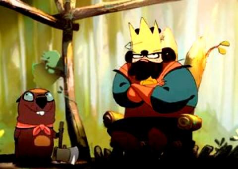 انیمیشن کوتاه سلطنت
