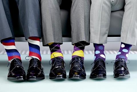 چگونه جورابهای بهتری بپوشیم؟