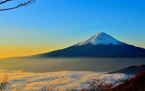 تماشای کوه فوجی با کیفیت 4K