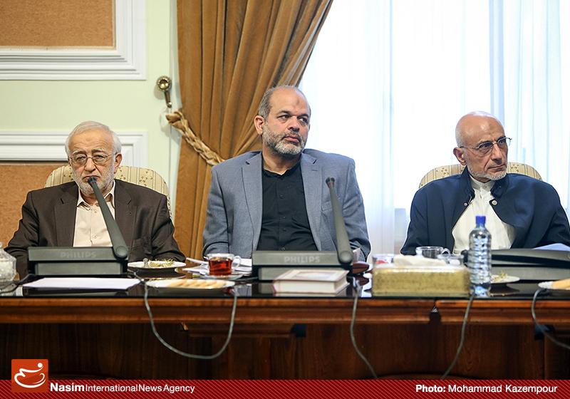 سردار وحیدی رئیس دفتر آیتالله هاشمی شاهرودی در مجمع تشخیص شد + سوابق