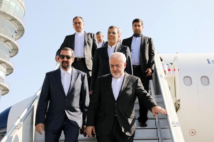 اهداف سفر محمد جواد ظریف به سوچی روسیه پیش از دور ششم نشست آستانه