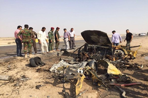 حمله تروریستی مرگبار داعش به ناصریه عراق با 130 شهید و زخمی/ سه ایرانی در میان شهدا/