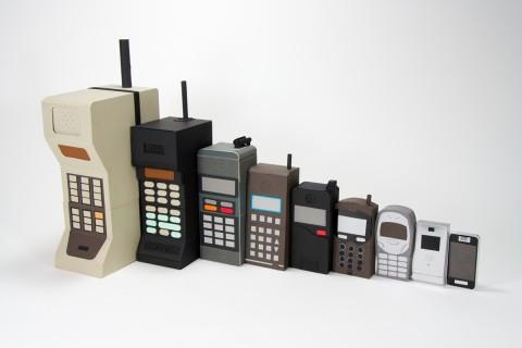 تاریخچه تلفن همراه