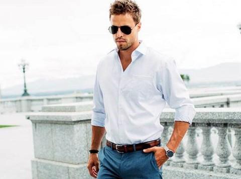 پیراهن سفید، بهترین پیراهن است؟