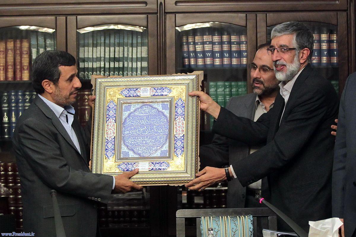 نرمافزار احمدینژاد در دسترس بود؛ اگر راه را اشتباه نمیرفتیم!