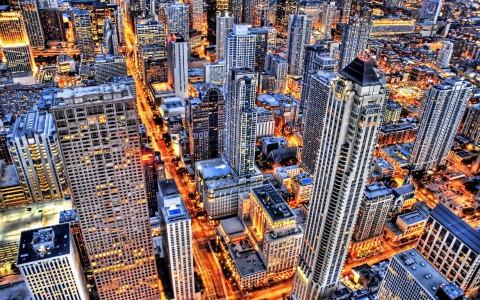 قدم زدن در مگنیفیسنت مایل شیکاگو