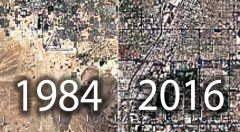 ثبت فوق العاده رشد جمعیت آمریکا