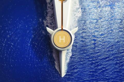 قایقهای تفریحی پر زرق و برق