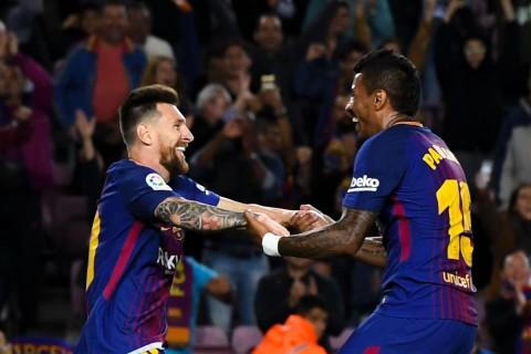 خلاصه بازی بارسلونا - ایبار