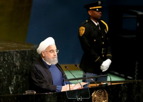 نطق روحانی در مجمع عمومی سازمان ملل