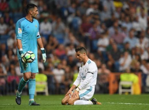 غول طلسم برنابئو، رئال مادرید رابلعید/گل نزنی بعداز73بازی!