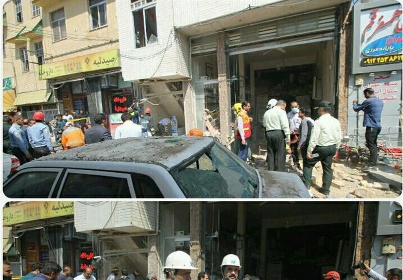 دلیل انفجار در اطراف حرم حضرت معصومه (س) چه بود؟ + تصاویر