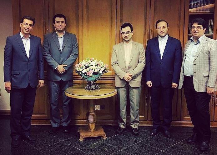 با ۵ مدیر ارشد و جوان بانک مرکزی آشنا شوید + عکس
