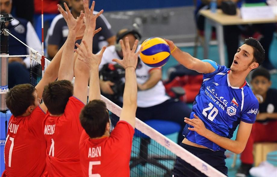 ظهور نسل جدید والیبال ایران / نوجوانان والیبالیست ایرانی قهرمان جهان شدند