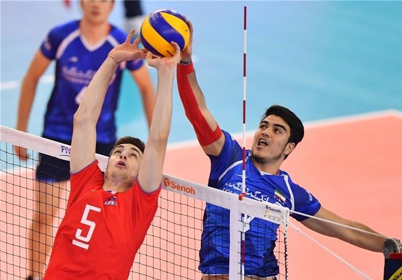 بزرگمردان کوچولوی والیبال ایران قهرمان دنیا شدند