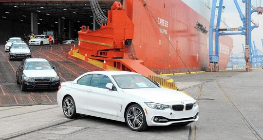 افزایش ۳۰ تا ۱۰۰ درصدی تعرفه واردات خودرو