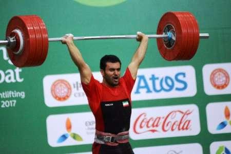 آمریکا به دو وزنهبردار ایران ویزا نداد