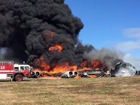 تصادفات در تیک آف هواپیماها