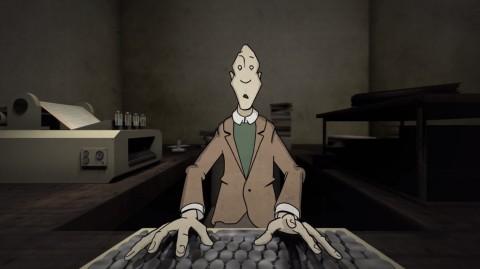 انیمیشن کوتاه کوبرت گم شده