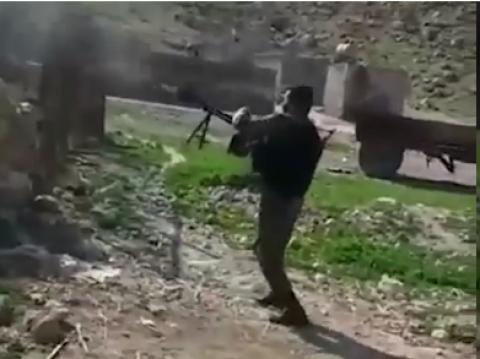 درگیری قبیلهای در باغملک خوزستان