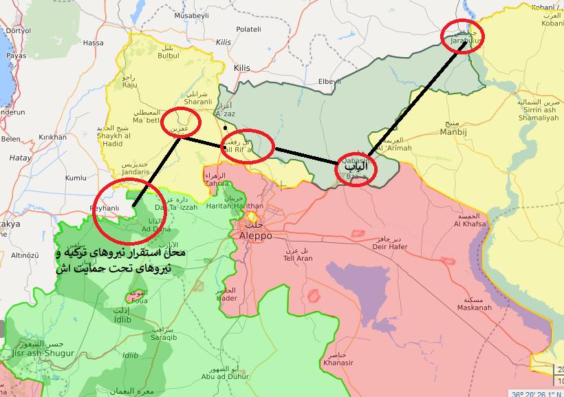 آغاز نبرد ترکیه در شمال سوریه؛ اهداف، چالش ها و چند زنگ خطر راهبردی برای ایران
