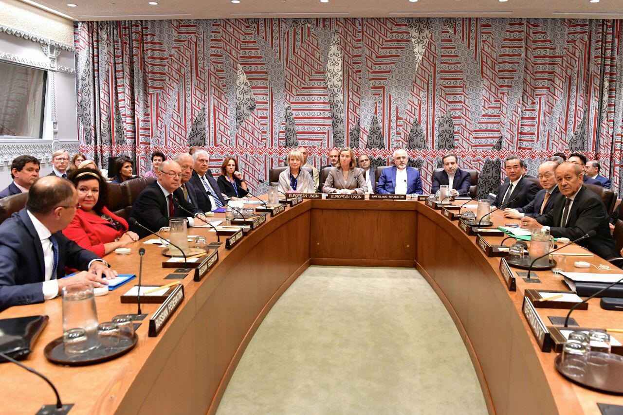 منابع آگاه در مورد دیدار بحث برانگیز ظریف و تیلرسون به تابناک چه گفتند؟