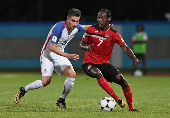 آمریکای پرادعا به جام جهانی روسیه نرسید