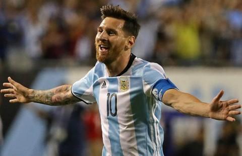 خلاصه بازی آرژانتین - اکوادور